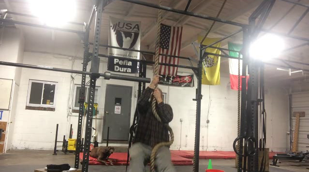 Nick Horowski Strongman Training 100 Dynamic Effort Upper Body