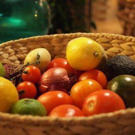 Fruits, Veggies and Smoking