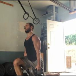 Nick Horowski – Strongman Training 12