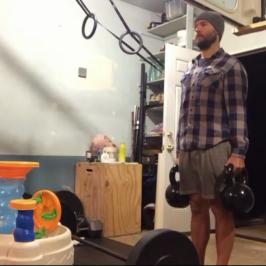 Nick Horowski – Strongman Training 15