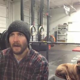 Nick Horowski Strongman Training 59 Repetition Effort Upper Body
