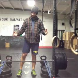 Nick Horowski Strongman Training 60 Max Effort Lower Body