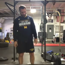 Nick Horowski Strongman Training 64