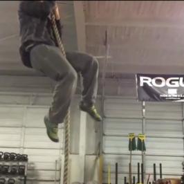 Nick Horowski Strongman Training 66 Repetition Effort Upper Body