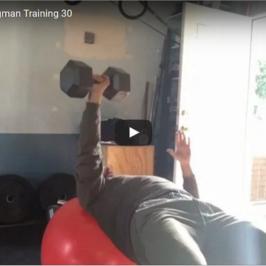 Nick Horowski Strongman Training 30