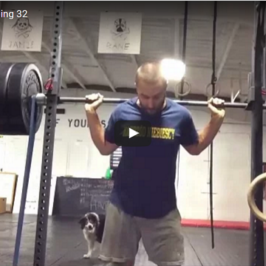Nick Horowski Strongman Training 32