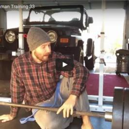 Nick Horowski Strongman Training 33