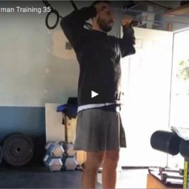 Nick Horowski Strongman Training 35