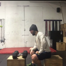 Nick Horowski Strongman Training 75 Max Effort Lower Body