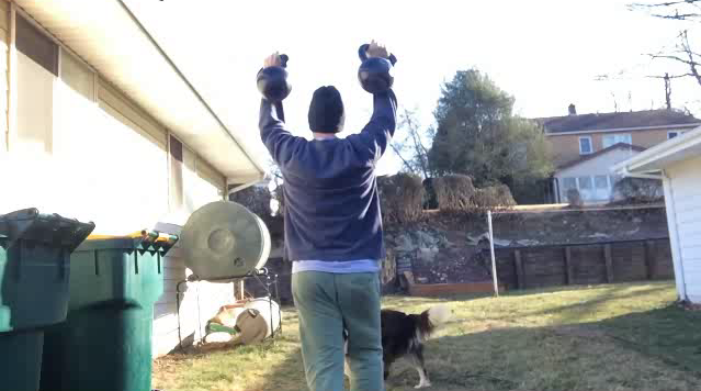 Nick Horowski Strongman Training 85 Dynamic Effort Upper Body