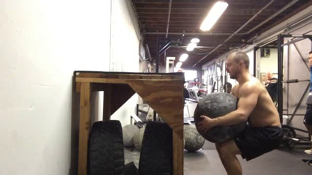 Nick Horowski Strongman Training 86 Max Effort Lower Body