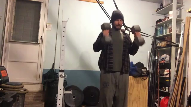 Nick Horowski Strongman 102 Max Effort Upper Body