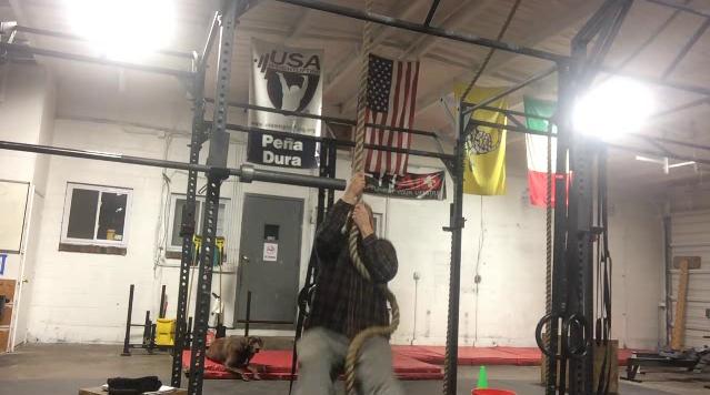 Nick Horowski Strongman Training 100 Dynamic Effort Upper Body