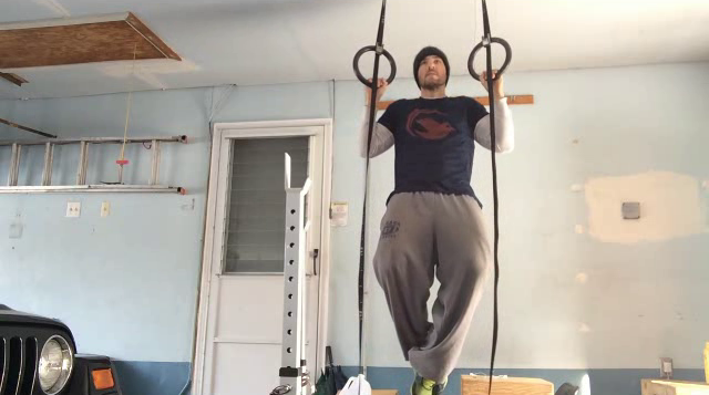 Nick Horowski Strongman Training 89 Dynamic Effort Upper Body