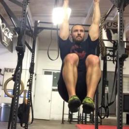 Nick Horowski Strongman Training 93 Dynamic Effort Upper Body