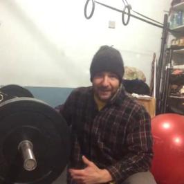Nick Horowski Strongman Training 95 Max Effort Upper Body