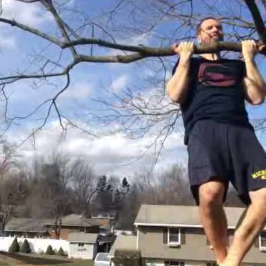 Nick Horowski Strongman Training 97 Dynamic Effort Upper Body