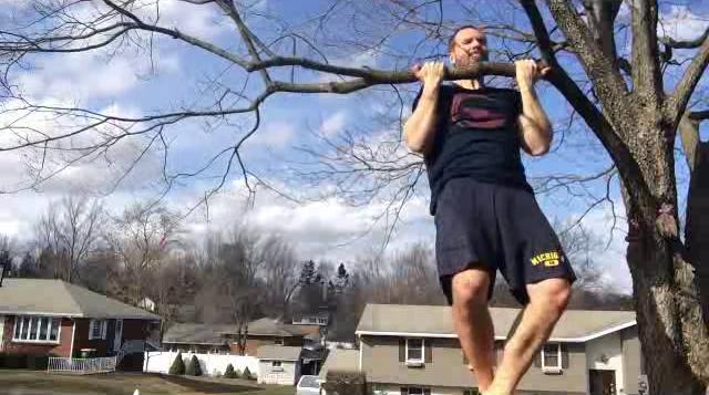 Nick Horowski Strongman Training 97 Dynamic Effort Upper Body