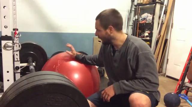 Nick Horowski Strongman 103 Dynamic Effort Lower Body