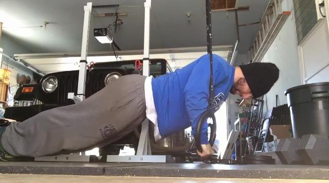 Nick Horowski Strongman 106 Dynamic Effort Upper Body