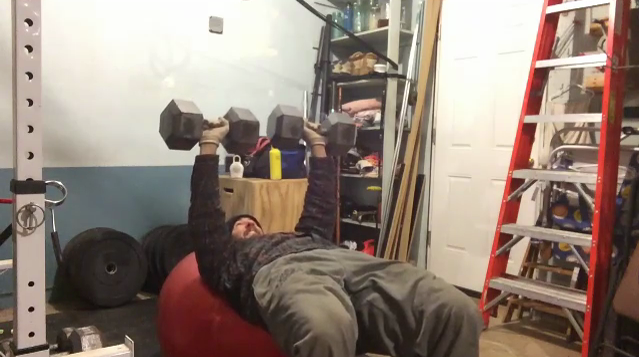 Nick Horowski Strongman 108 Max Effort Lower Body