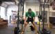 Nick Horowski Strongman 119 Dynamic Effort Lower Body