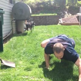 Nick Horowski Strongman 124 Corrective Upper Body