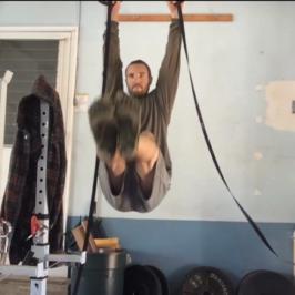 Nick Horowski Strongman 126 Lower Body Training