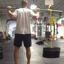 Nick Horowski Strongman 130 Strongman Training