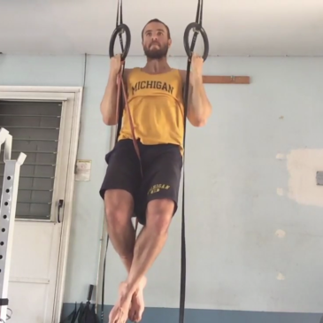 Nick Horowski Strongman 131 Upper Body Training