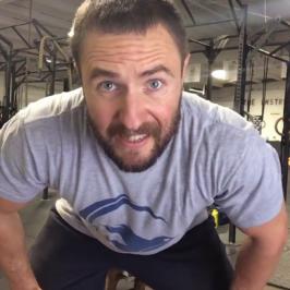 Nick Horowski Strongman 136 Strongman Training