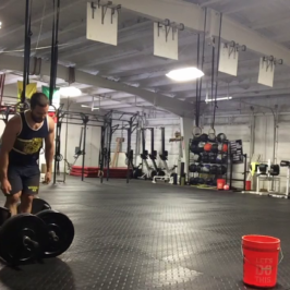 Nick Horowski Strongman 142 Strongman Training