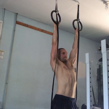 Nick Horowski Strongman 143 Squat Training