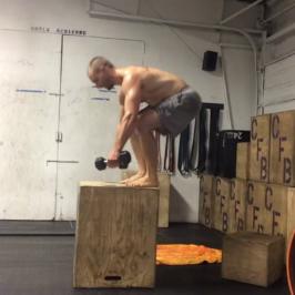 Nick Horowski Strongman 147 Strongman Event Training
