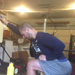 Nick Horowski Strongman 149 Strongman Training