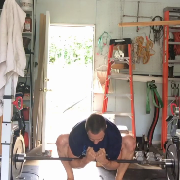 Nick Horowski Strongman 158 Strongman Training
