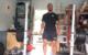 Nick Horowski Strongman 160 Deadlift Training