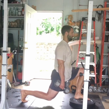 Nick Horowski Strongman 166 Lower Body Training