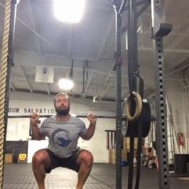 Nick Horowski Strongman 174 Lower Body Training
